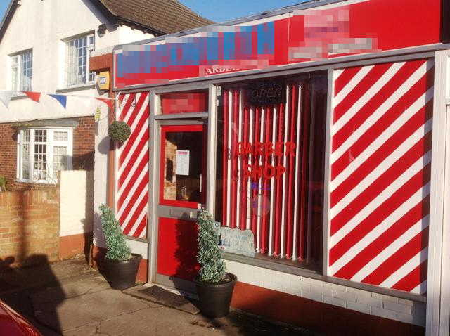 Well Fitted Barber Shop in Gloucestershire For Sale
