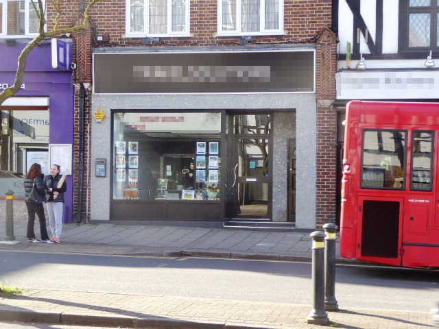 Empty Shop in Kent For Sale
