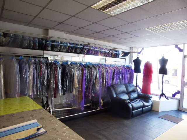 Sell a Dry Cleaning Receiving Shop in Kent For Sale