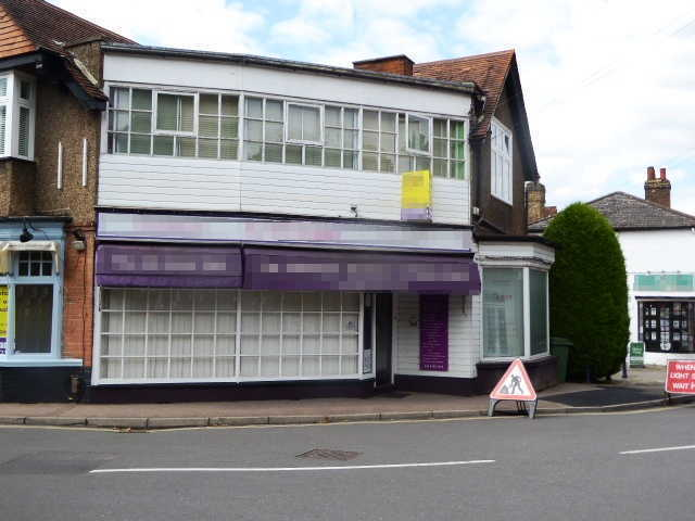 Empty Shop in Surrey For Sale