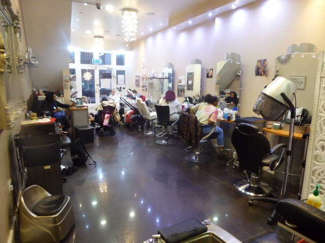 Hair & Beauty Salon in Croydon For Sale