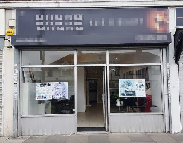 Hair & Beauty Salon in South London For Sale