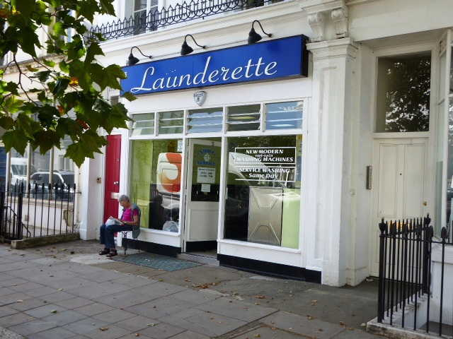 Launderette & Dry Cleaning Agency in Central London For Sale
