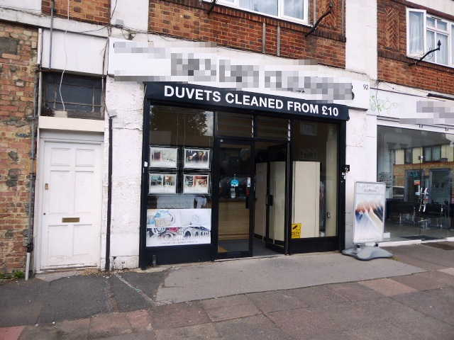 Dry Cleaners in Kent For Sale
