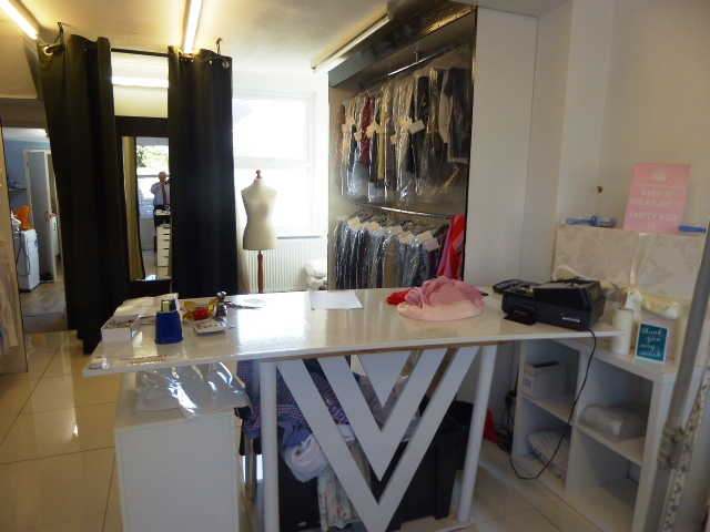 Dry Cleaners Agency & Tailors in Hampton For Sale