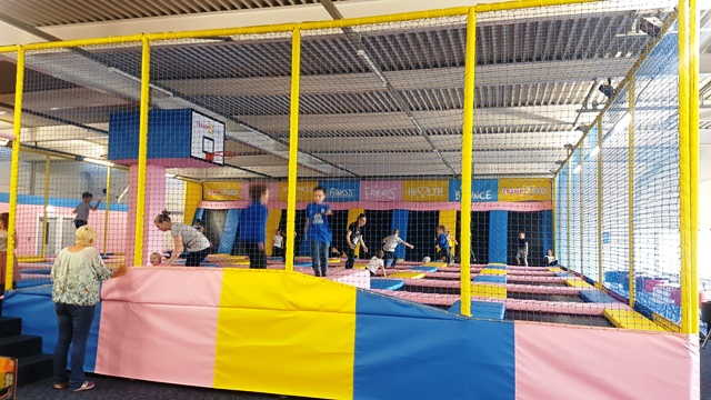 Trampoline Park and Soft Play centre in Cambridgeshire For Sale