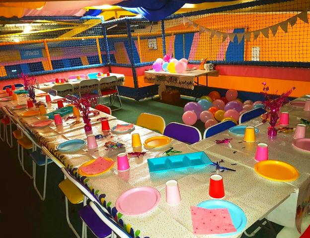 Sell a Trampoline Park and Soft Play Centre in West Yorkshire For Sale