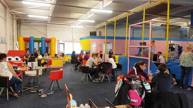 Trampoline Park and Soft Play Centre in West Yorkshire For Sale