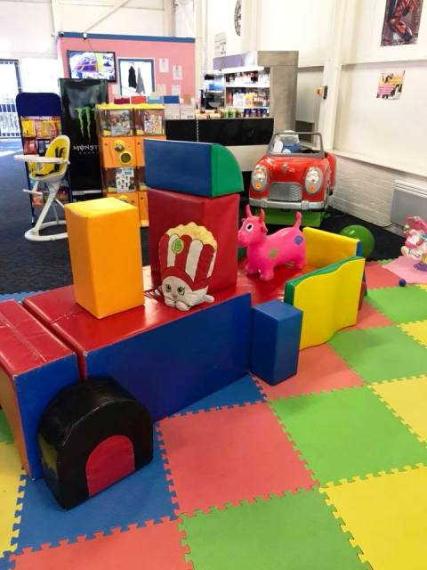 Trampoline Park and Soft Play Centre in West Yorkshire For Sale for Sale