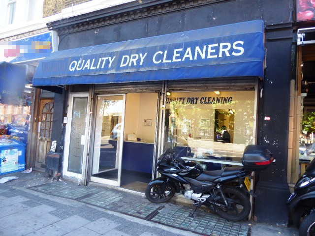 Dry Cleaners in South London For Sale