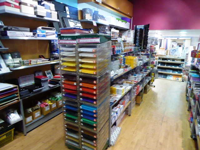 Buy a A  RARE ART, CRAFT & OFFICE STATIONERY BUSINESS in South London For Sale