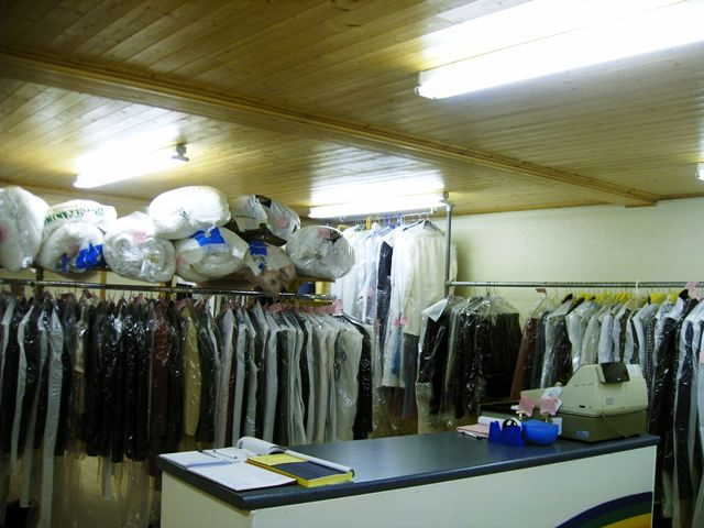 Buy a Receiving Dry Cleaners in Devon For Sale
