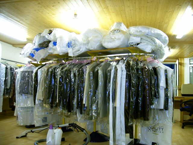 Sell a Receiving Dry Cleaners in Devon For Sale