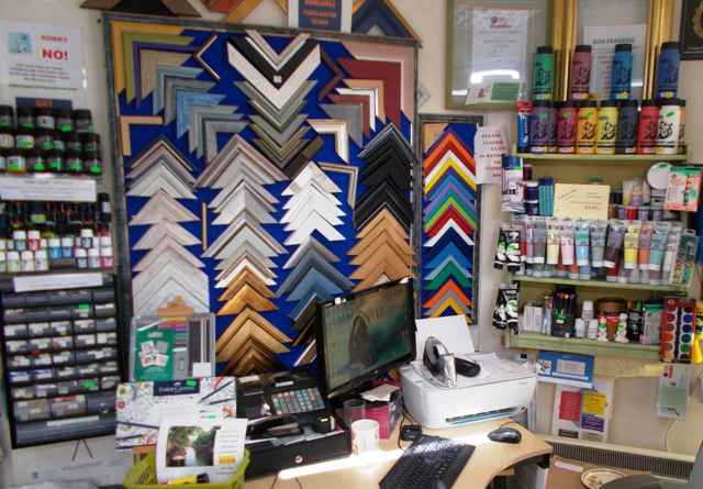 Sell a Art & Picture Framing Shop in Dorset For Sale