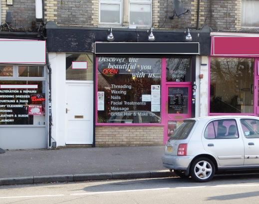 Beauty Salon in Berkshire For Sale