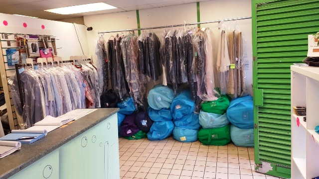 Dry Cleaners and Ironing Parlour in Essex For Sale