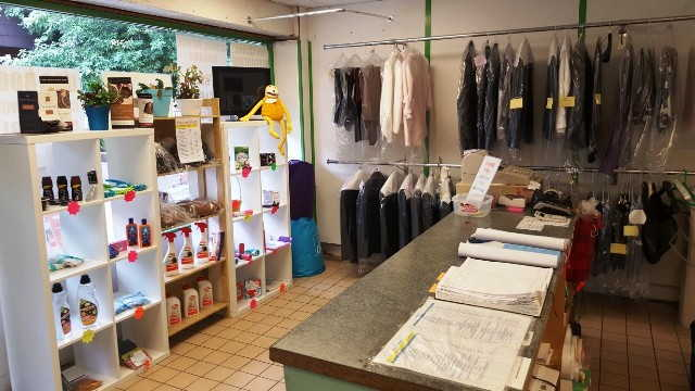 Buy a Dry Cleaners and Ironing Parlour in Essex For Sale