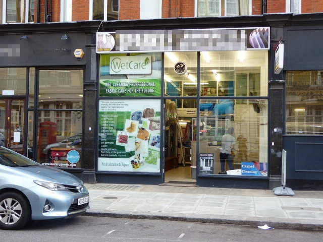 Dry Cleaners & Launderette in West London For Sale