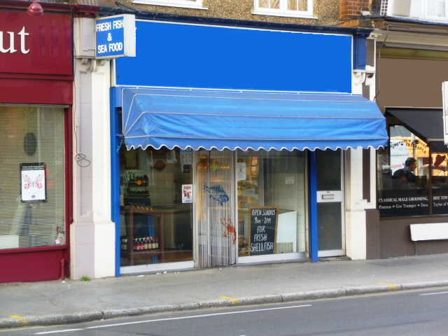 Fishmongers in Surrey For Sale