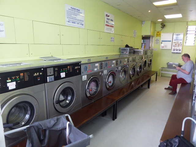 Launderette and Dry Cleaners in Pimlico For Sale