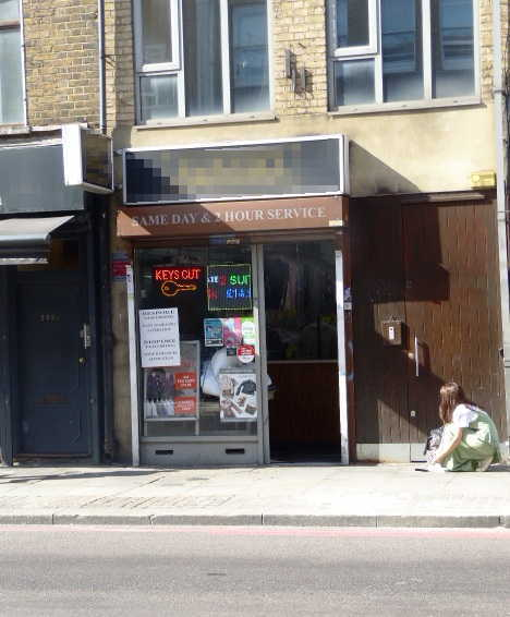 Dry Cleaners in Central London For Sale