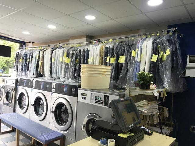 Dry Cleaners plus Launderette in Harrow For Sale