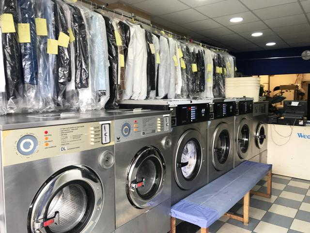 Sell a Dry Cleaners plus Launderette in Harrow For Sale