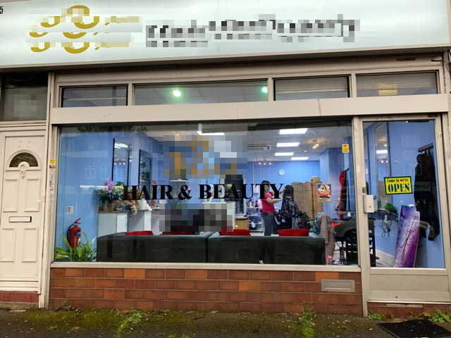 Hair & Beauty Salon in Middlesex For Sale