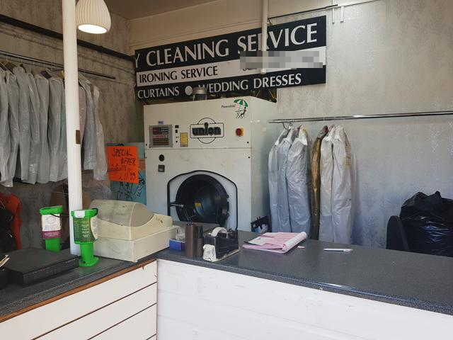 Well Equipped Dry Cleaners in Harrow For Sale