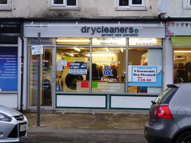 Well Established Dry Cleaners in Kent For Sale