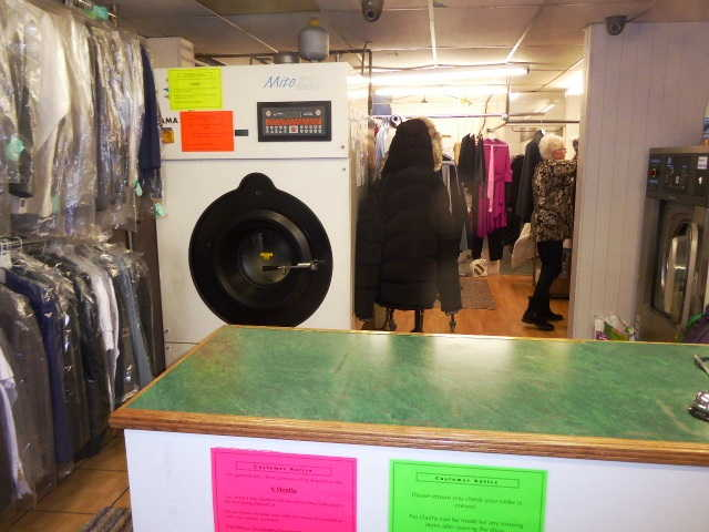 Buy a Well Established Dry Cleaners in Kent For Sale