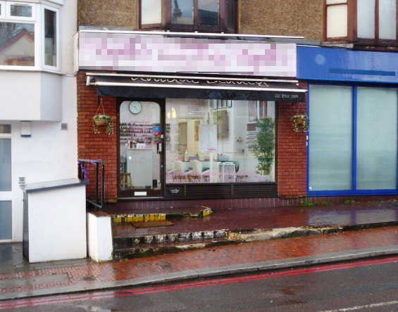 Well Fitted Beauty Salon in Surrey For Sale