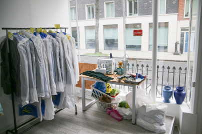 Dry Cleaners Receiving Shop in West London For Sale