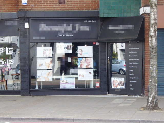 Well Equipped Hair & Beauty Salon in Kent For Sale