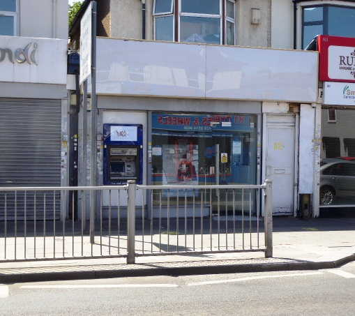 Bank Empty Shop in Essex For Sale