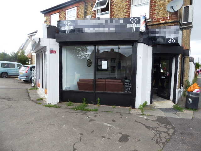 Fully Equipped Barbers Shop in Surrey For Sale