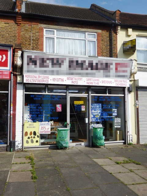Well established Dry Cleaners in Middlesex For Sale