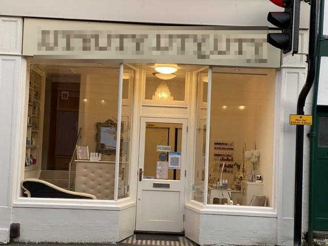 Well Equipped Beauty Salon in Hertfordshire For Sale