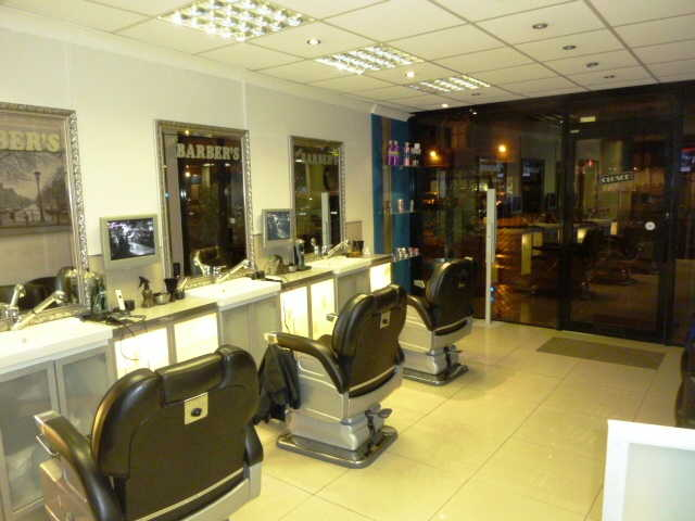 Well Establisted Quality Barbers in Kent For Sale
