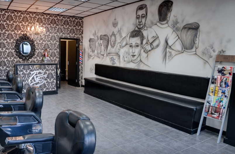 Ultra Modern Barbers Shop in South London For Sale