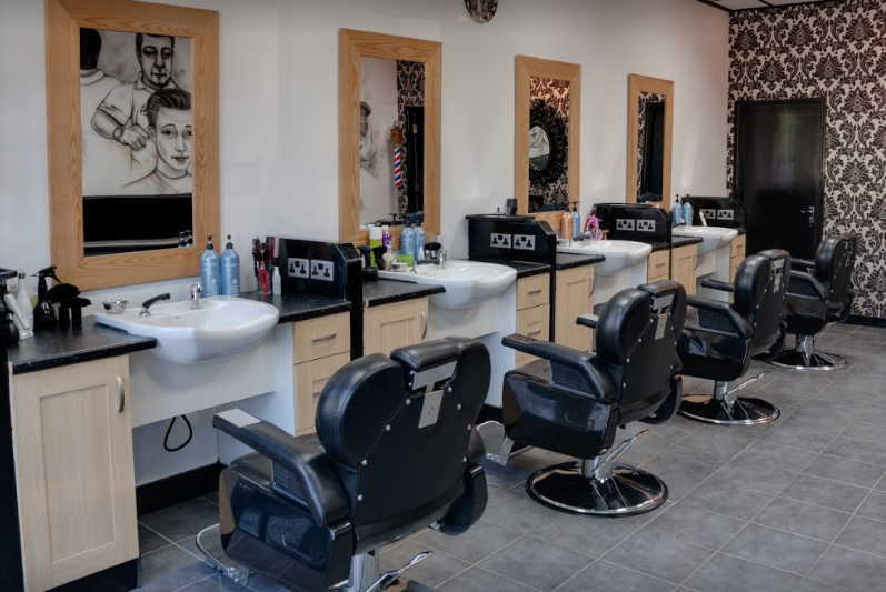 Buy a Ultra Modern Barbers Shop in South London For Sale