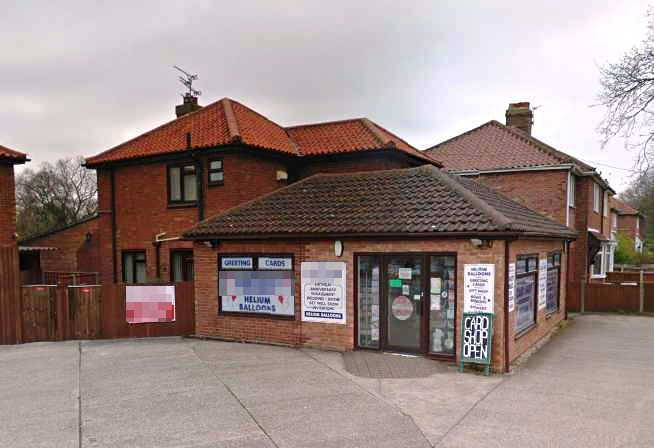 Detached Card Shop in Norfolk For Sale