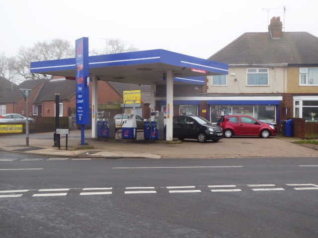 Petrol Station in Warwickshire For Sale