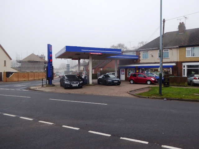 Sell a Petrol Station in Warwickshire For Sale