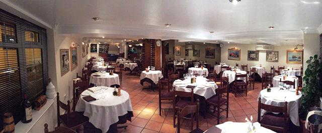 Licensed Italian Restaurant in Windlesham For Sale