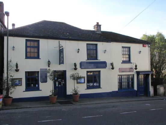 Most Attractive Freehold Olde Worlde Village Licensed Restaurant (Closed At Present), Cornwall for sale