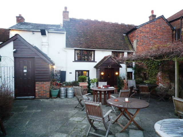 Sell a Pub Restaurant in Alton For Sale
