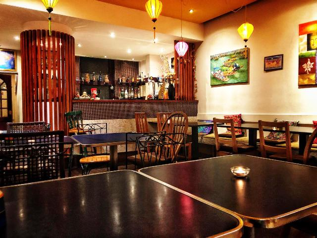 Thai and Spanish Restaurant in Deptford For Sale