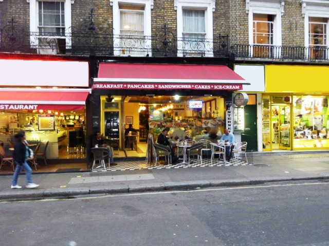 Profitable and Spacious Licensed Caf� / Restaurant, West London for sale