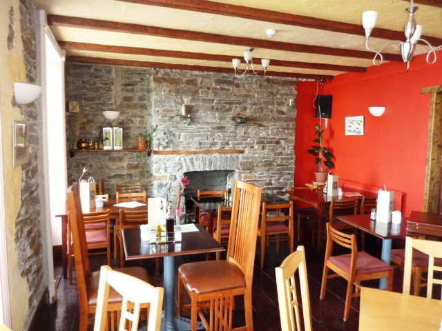 Sell a Greek Restaurant and daytime Cafe Sandwich Bar in Borth